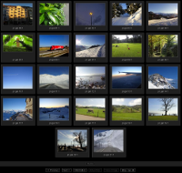 Single File PHP Gallery 4.1.1 example
